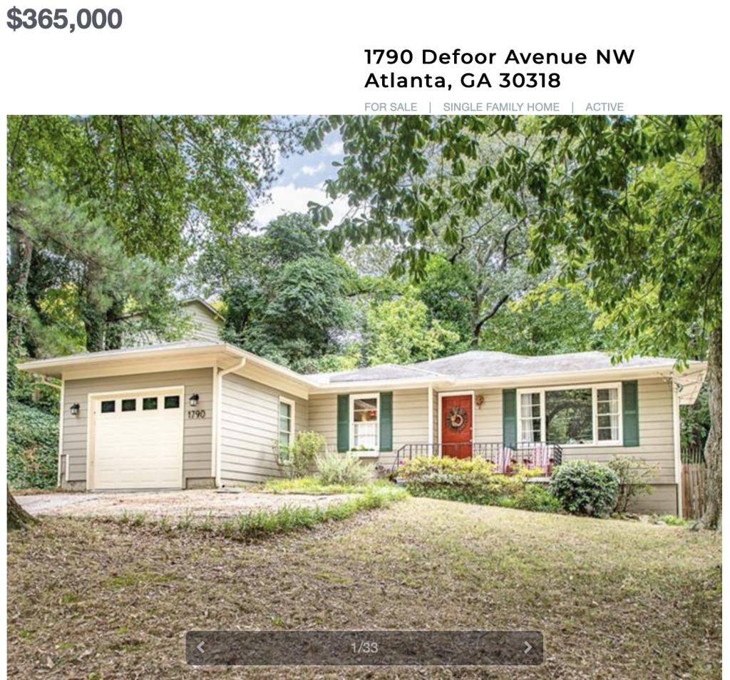 Best Atlanta Realtor Rent to Own